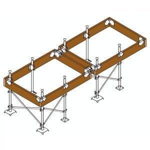 Dock Construction - Dock Edge+