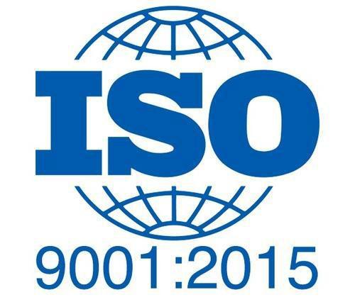 Dock Edge ISO Certificate