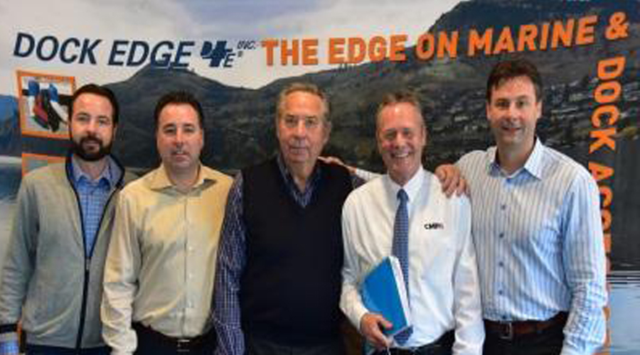 Stronger Together: The Alliance of Dock Edge+ & Canada Metal Pacific