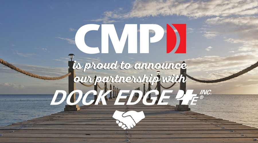 CMP announces partnership with Dock Edge+